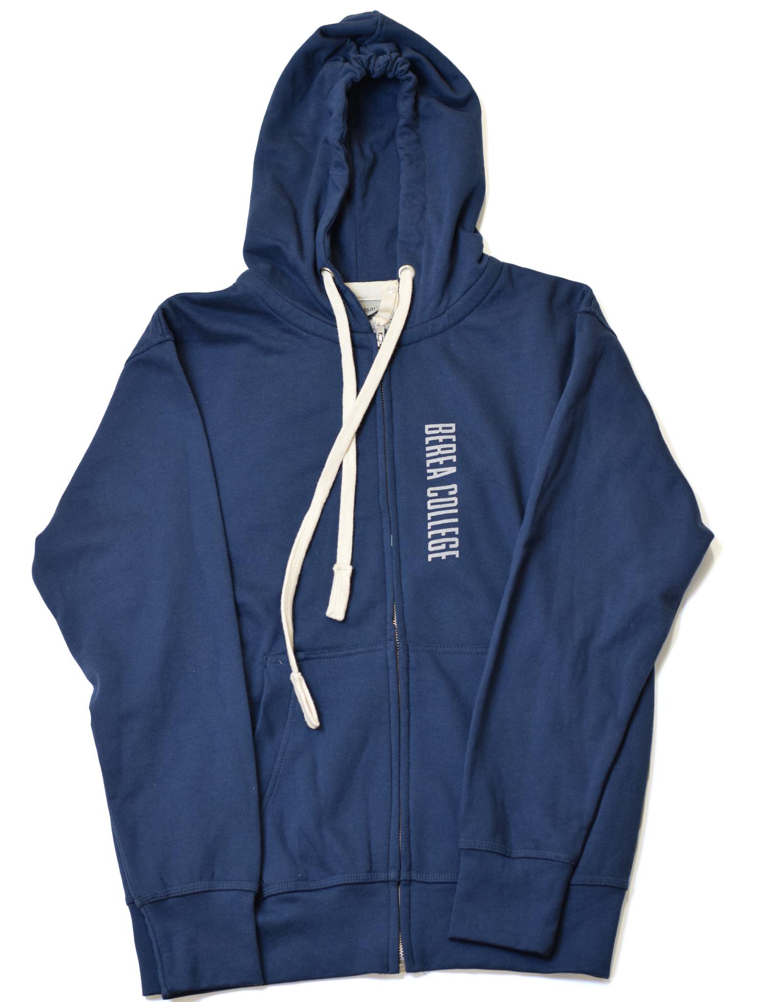 Berea College Pinnacles  Full Zip Hoodie-4