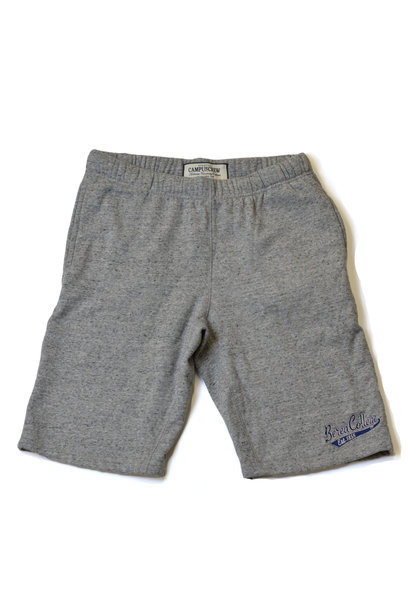 Gray Fleece Shorts
