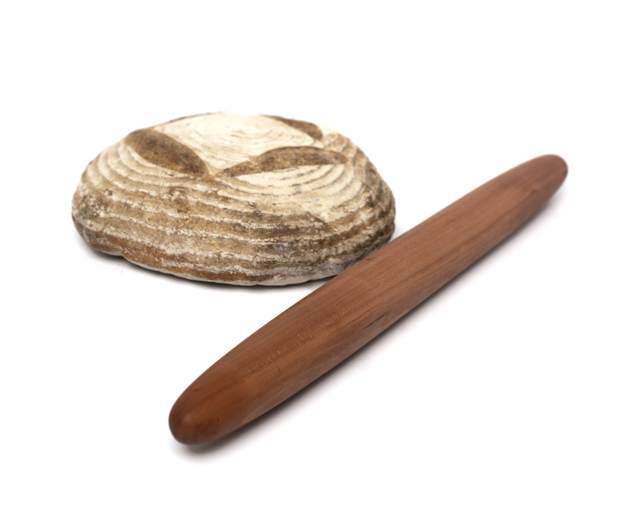 French Rolling Pin Cherry-1