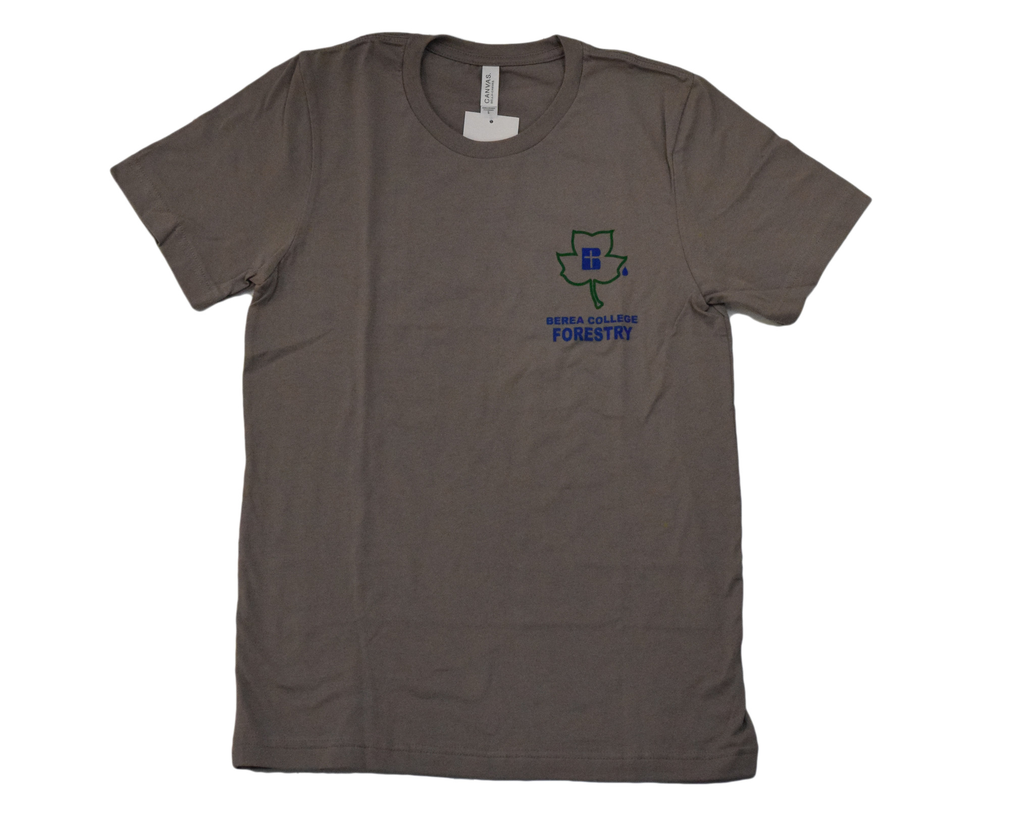 Berea College Forestry T-shirt-2