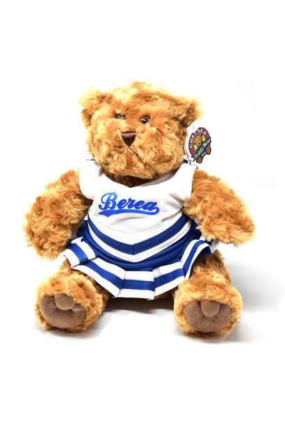 Plushy Berea Cheerleader Bear