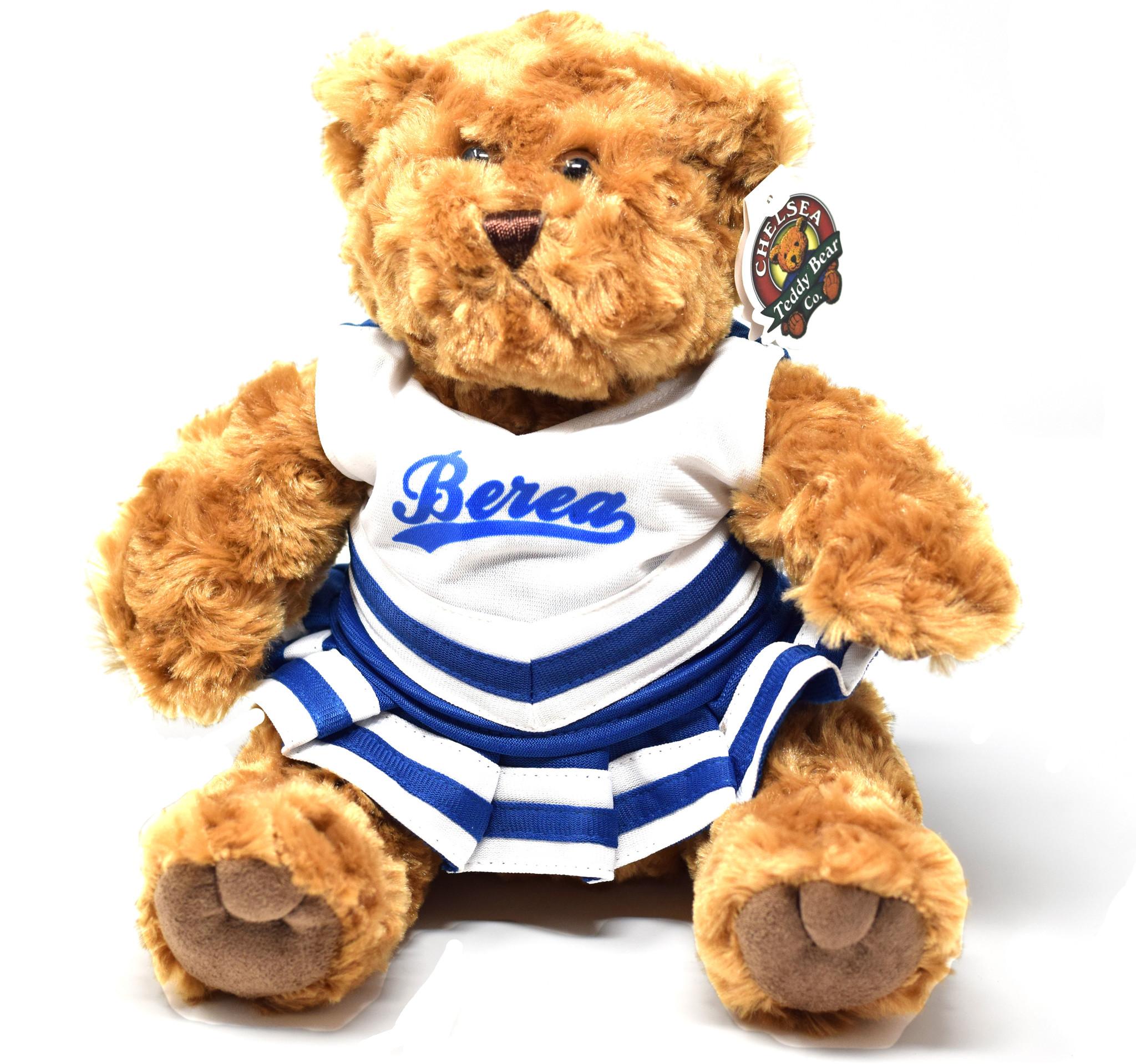 Plushy Berea Cheerleader Bear-1