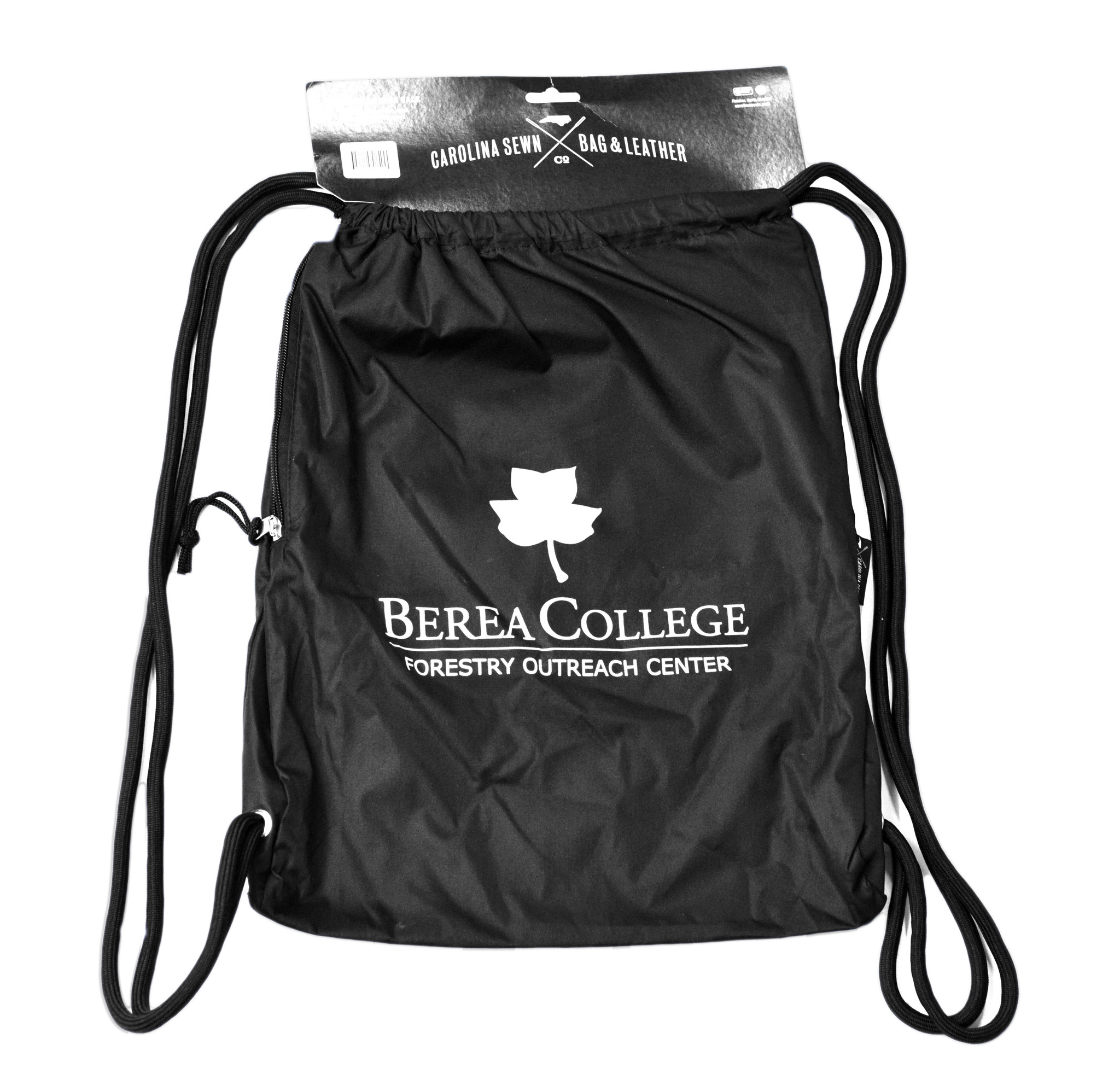 Black Cinch Forest Outreach Bag-1