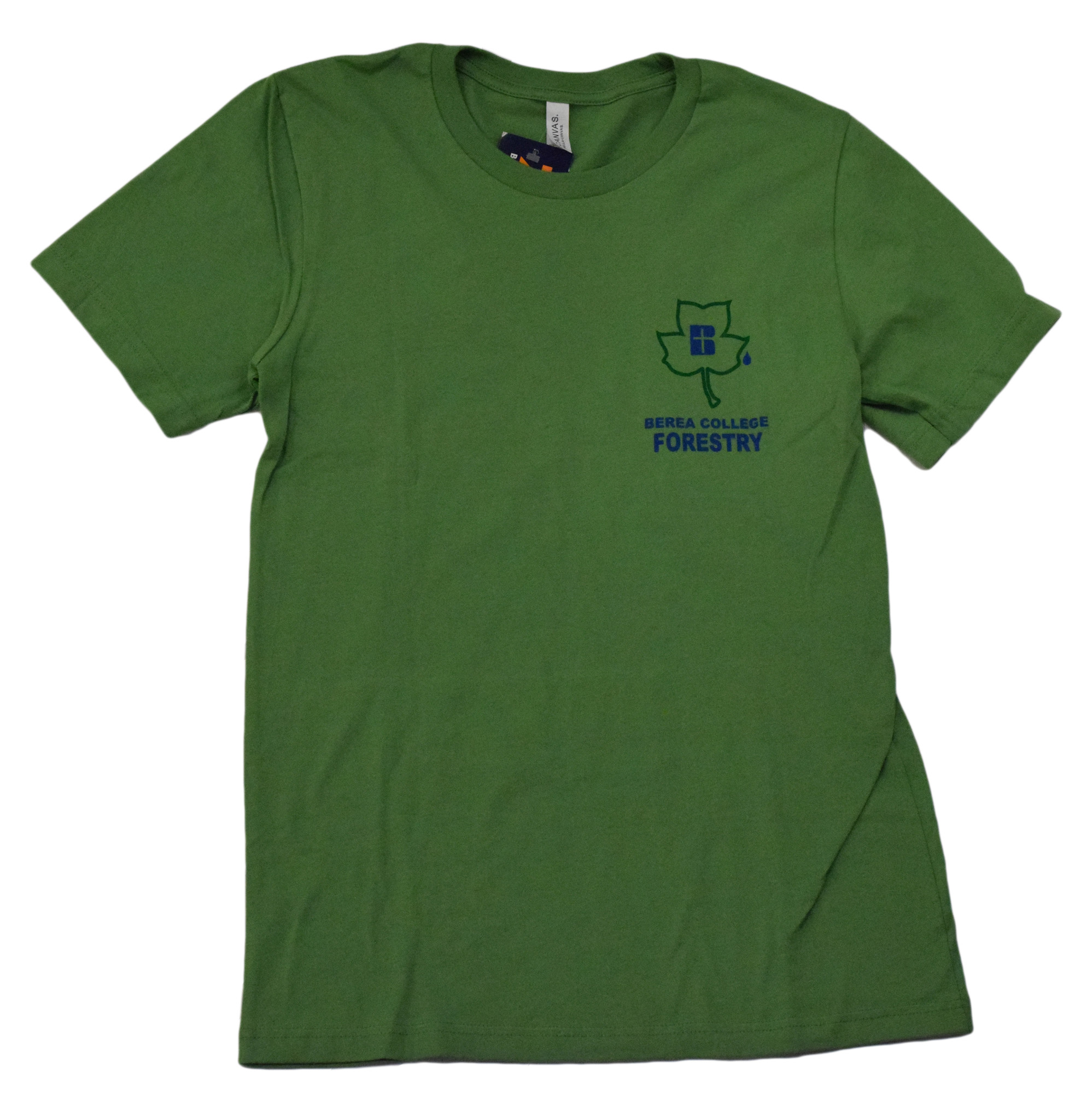Berea College Forestry T-shirt-1