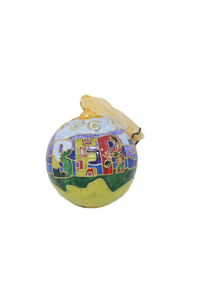 Berea Landscape Ball Ornament