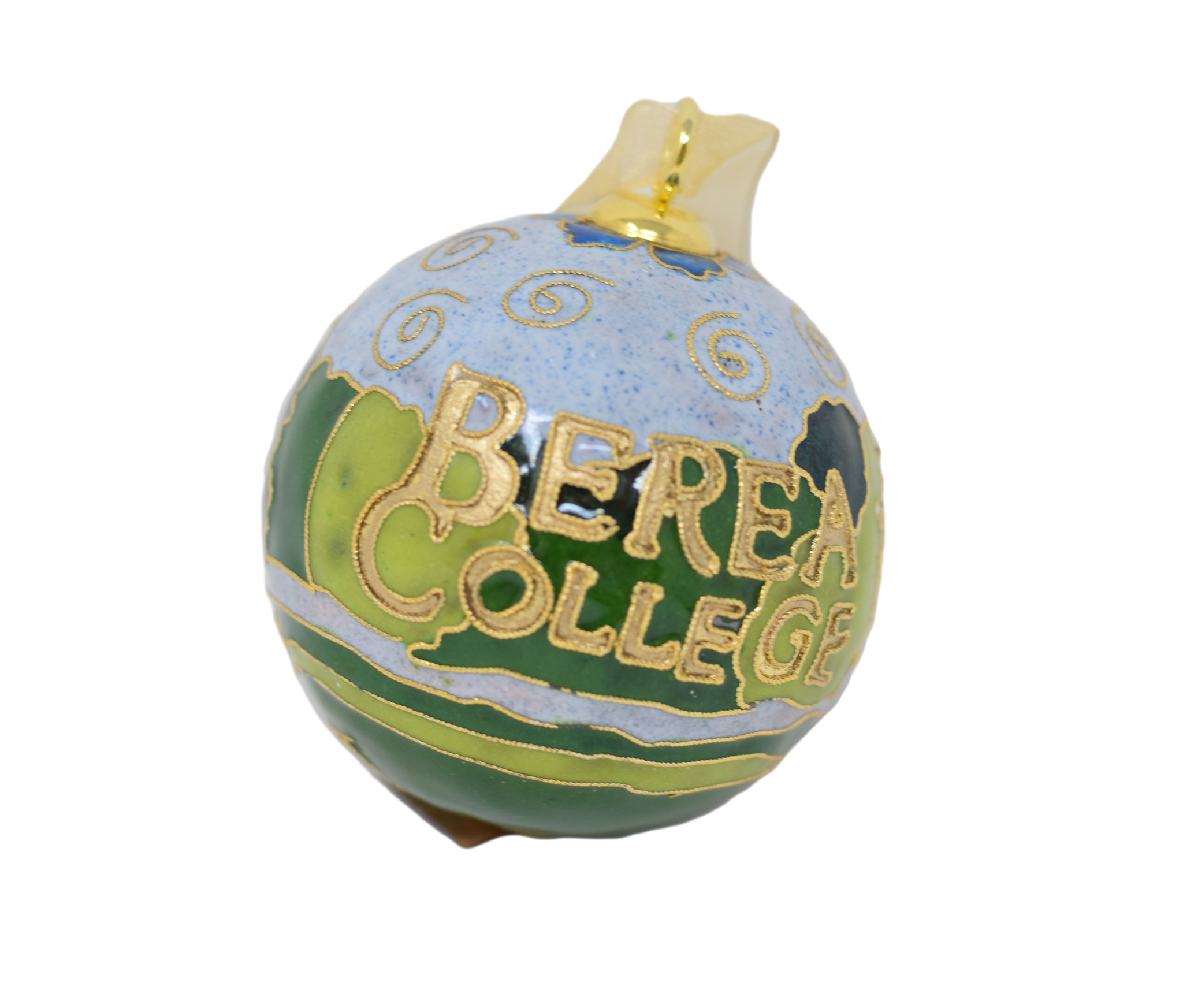 Berea Landscape Ball Ornament-2
