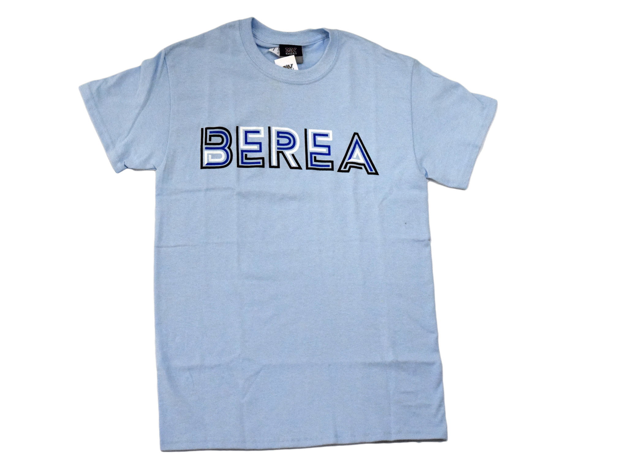Light Blue Berea T- shirt-3