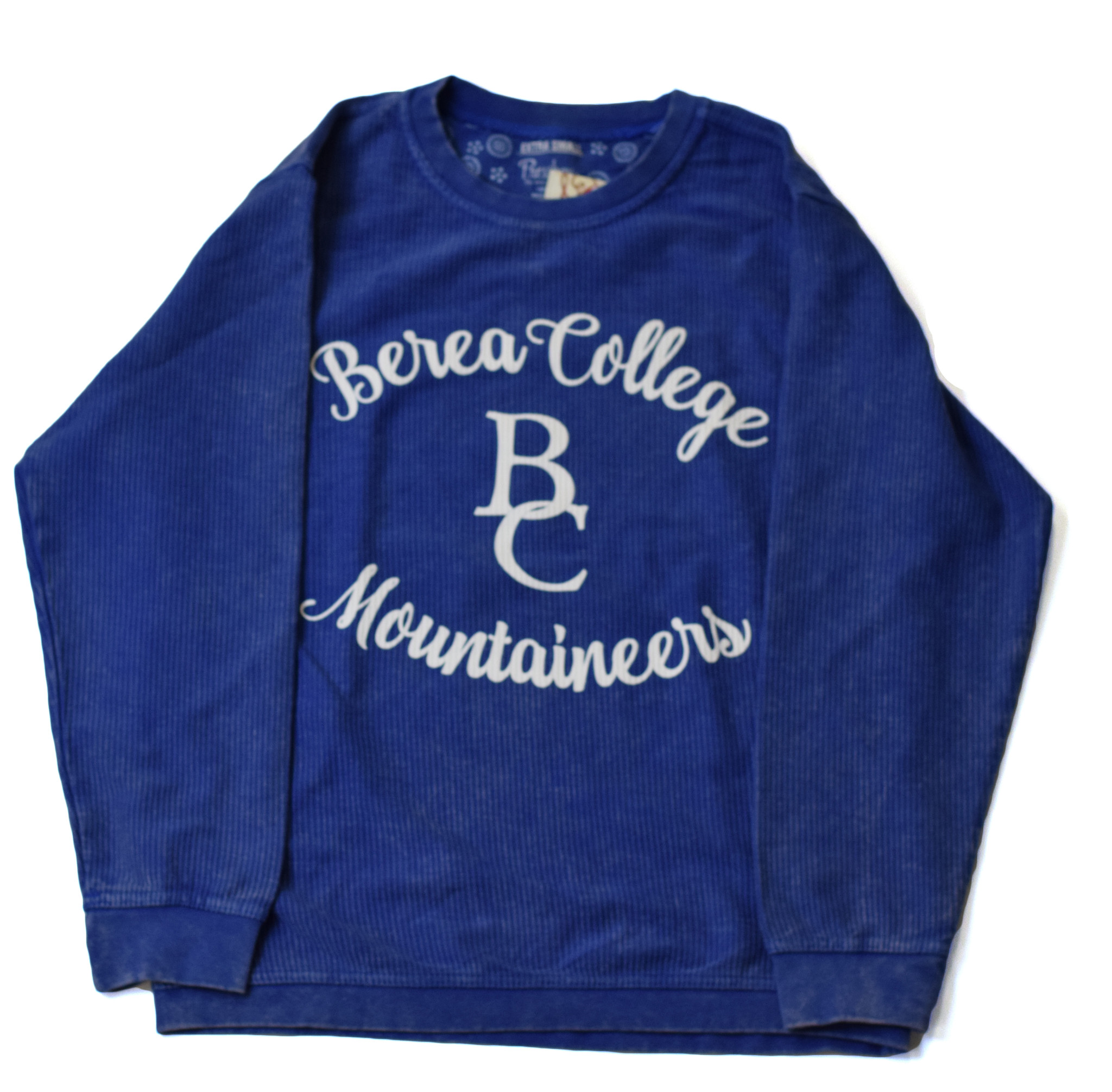Berea College BC Mountaineers Crewneck-1