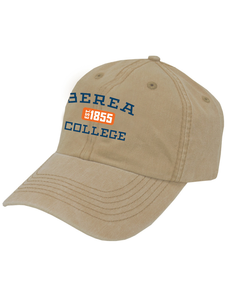 Berea College 1855 Ball Cap-1