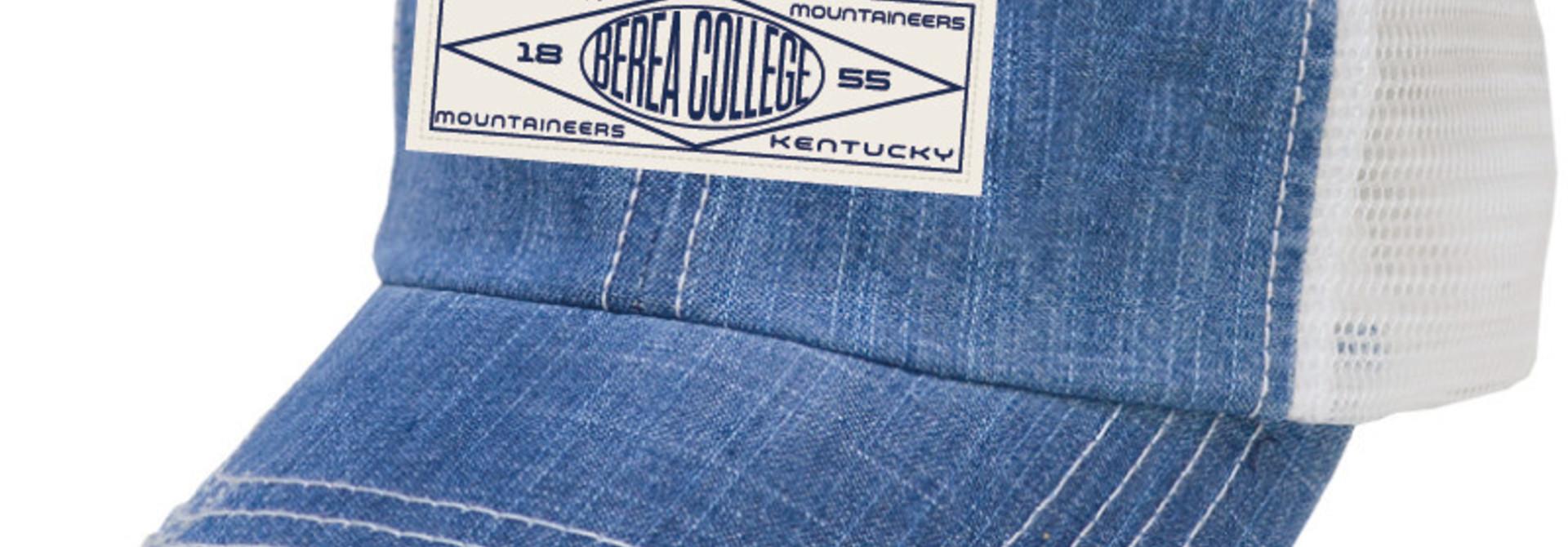 Frayed Berea College Ball Cap