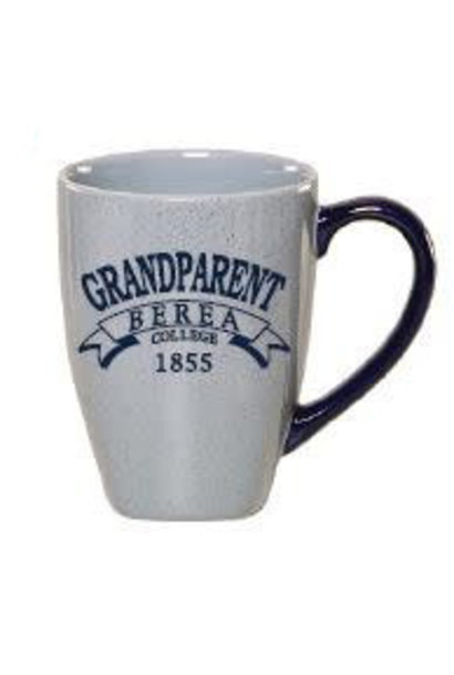 Gray Grandparent Mug