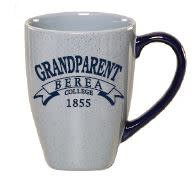 Gray Grandparent Mug-1