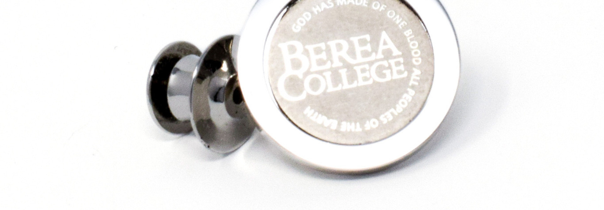 BC Motto Lapel Pin