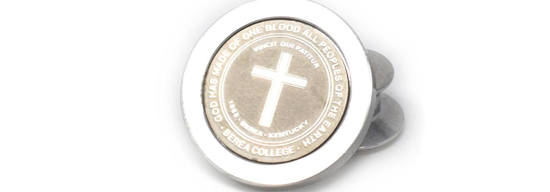 Berea Cross Lapel Pin