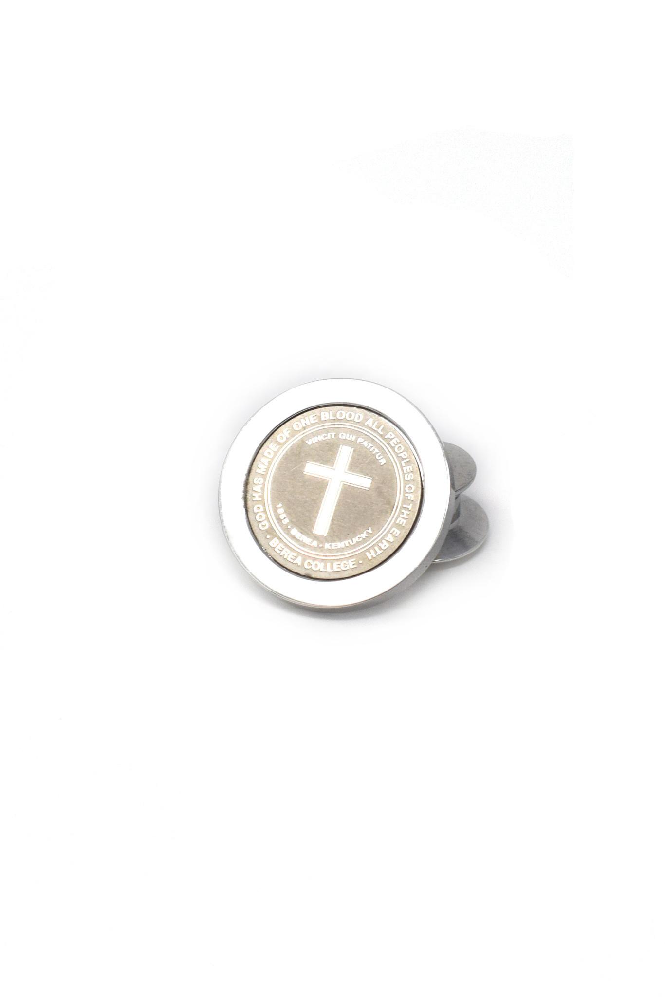 Berea Cross Lapel Pin-1