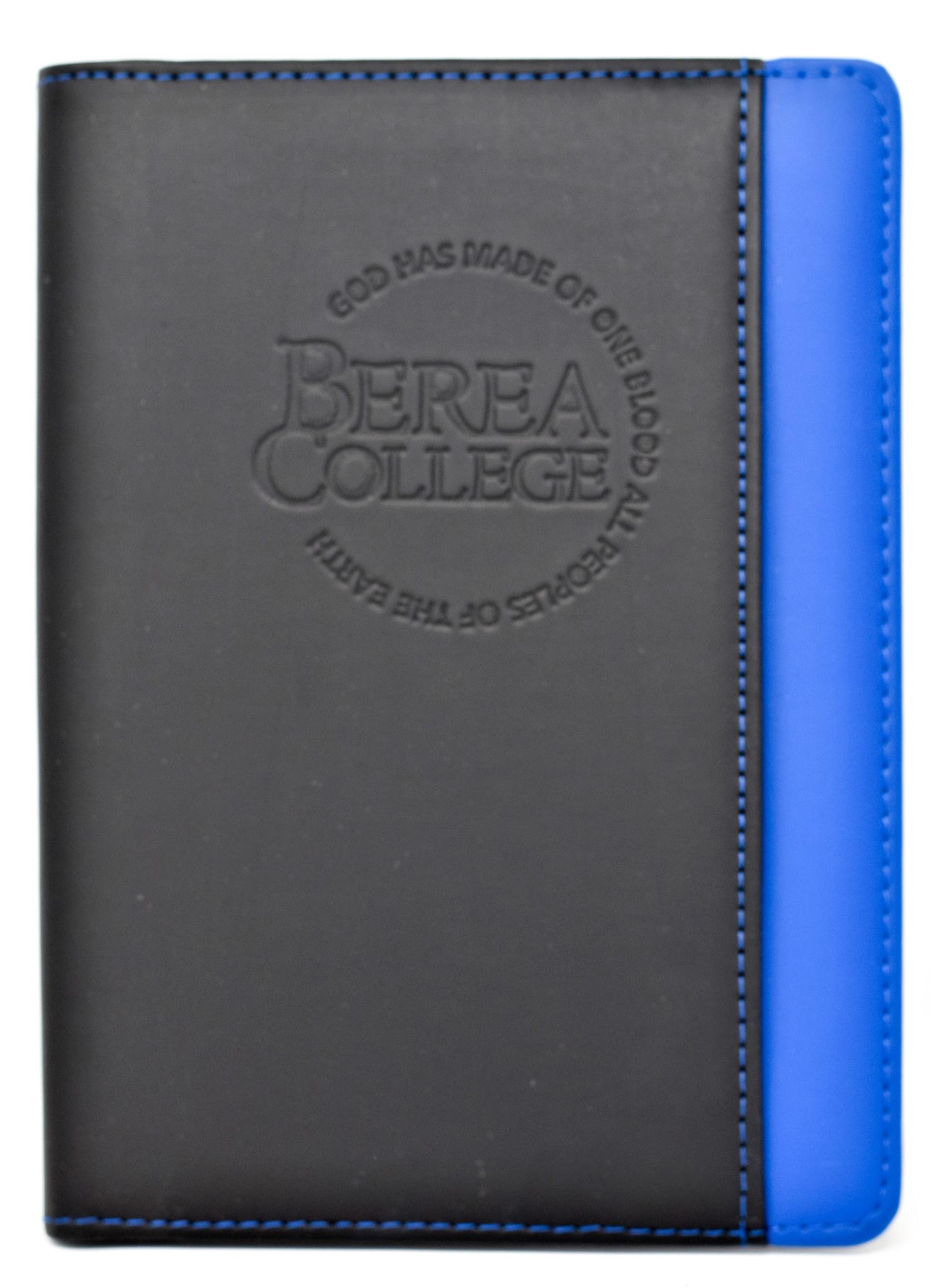 Large Blue and Black Berea College Portfolio-1