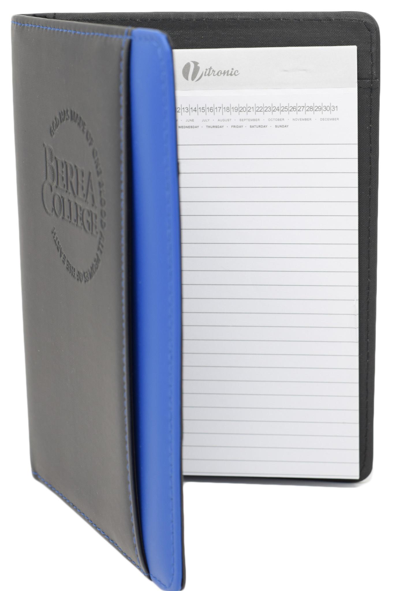 Large Blue and Black Berea College Portfolio-2