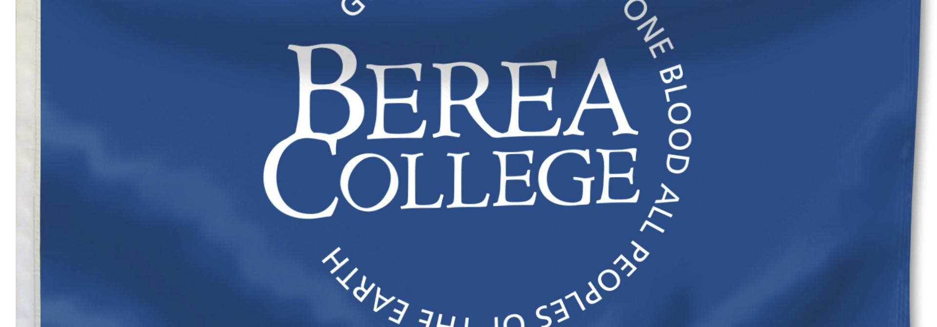 Berea College Flag