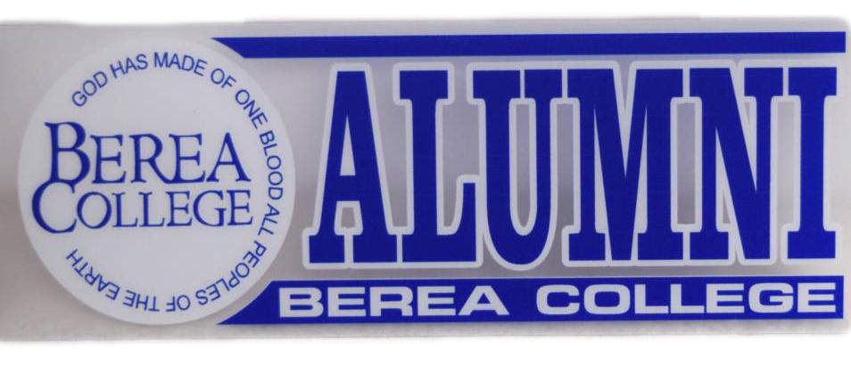 Alumni & Motto Logo Decal-2