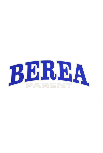 Berea Parent Decal