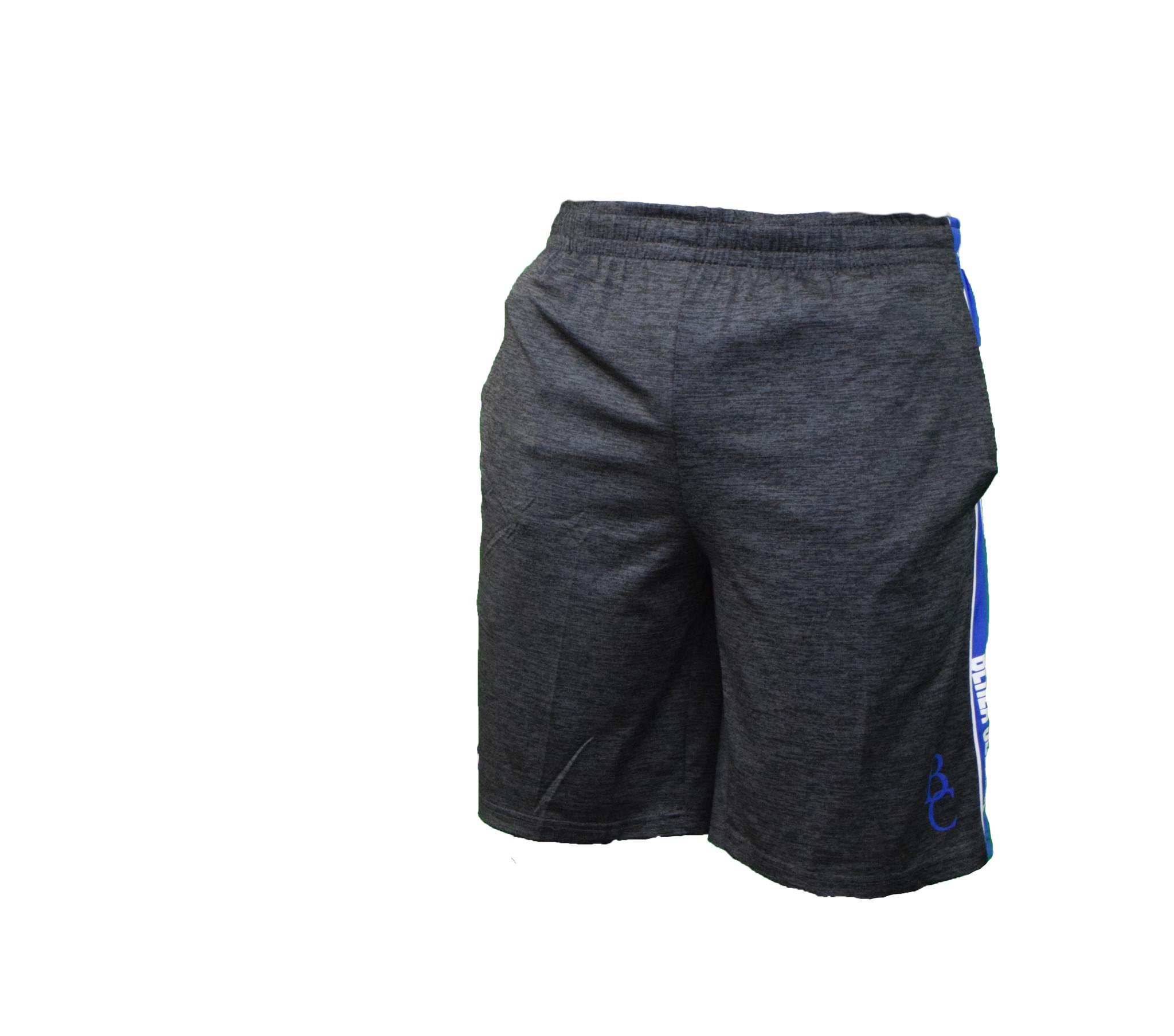 Gray BC Shorts-1