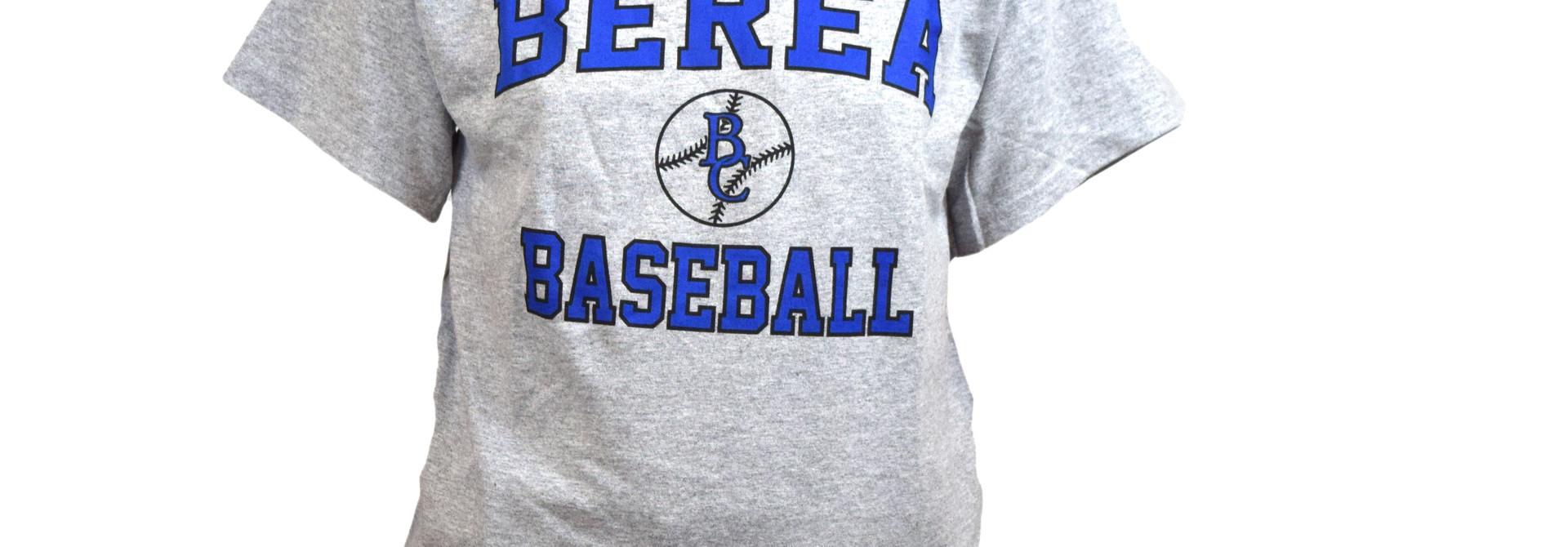 Gray Sports T-shirt