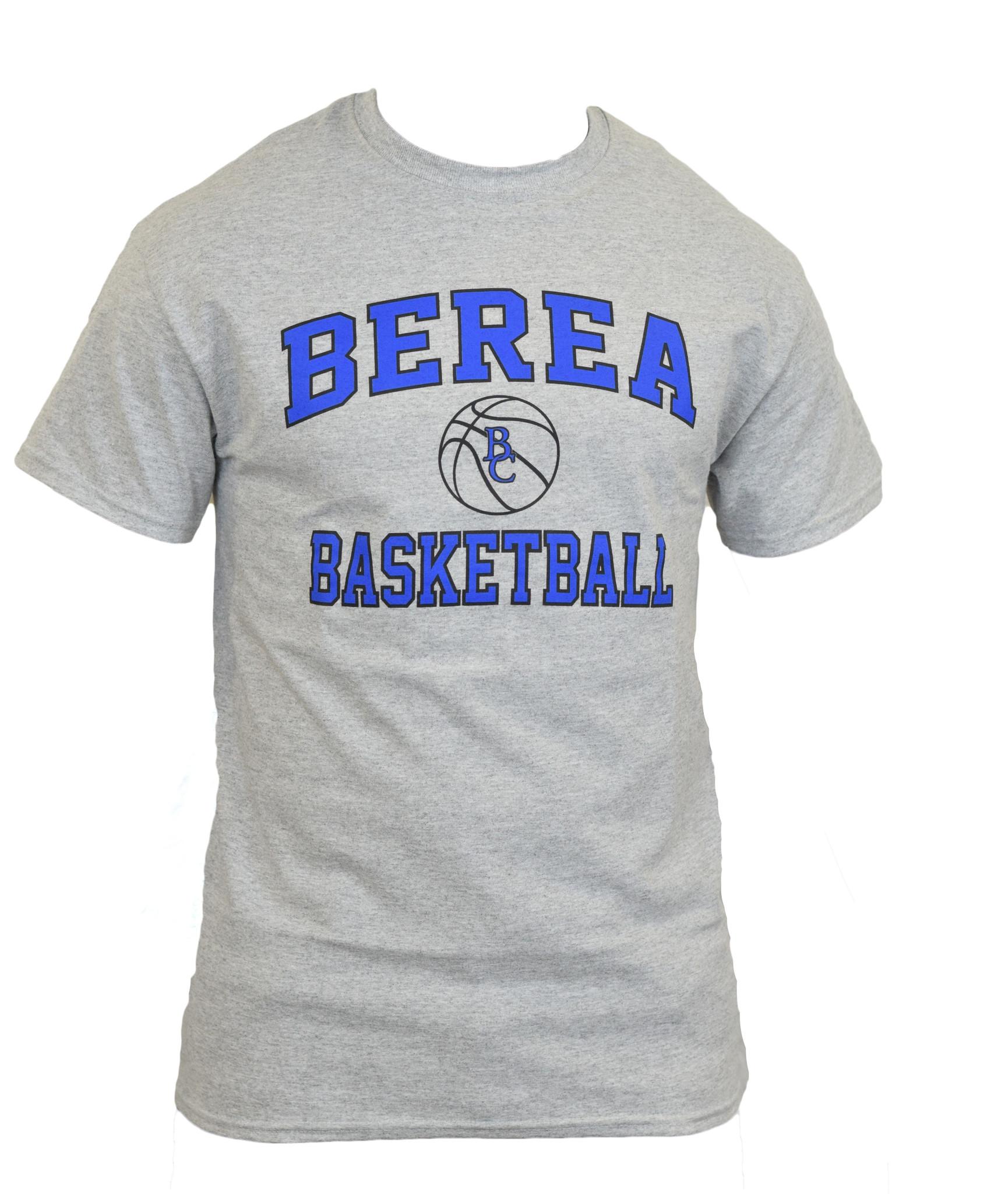 Gray Sports T-shirt-3