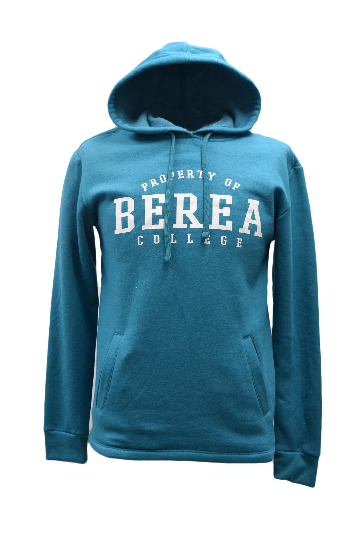 Property Of Berea College Hoodie-1