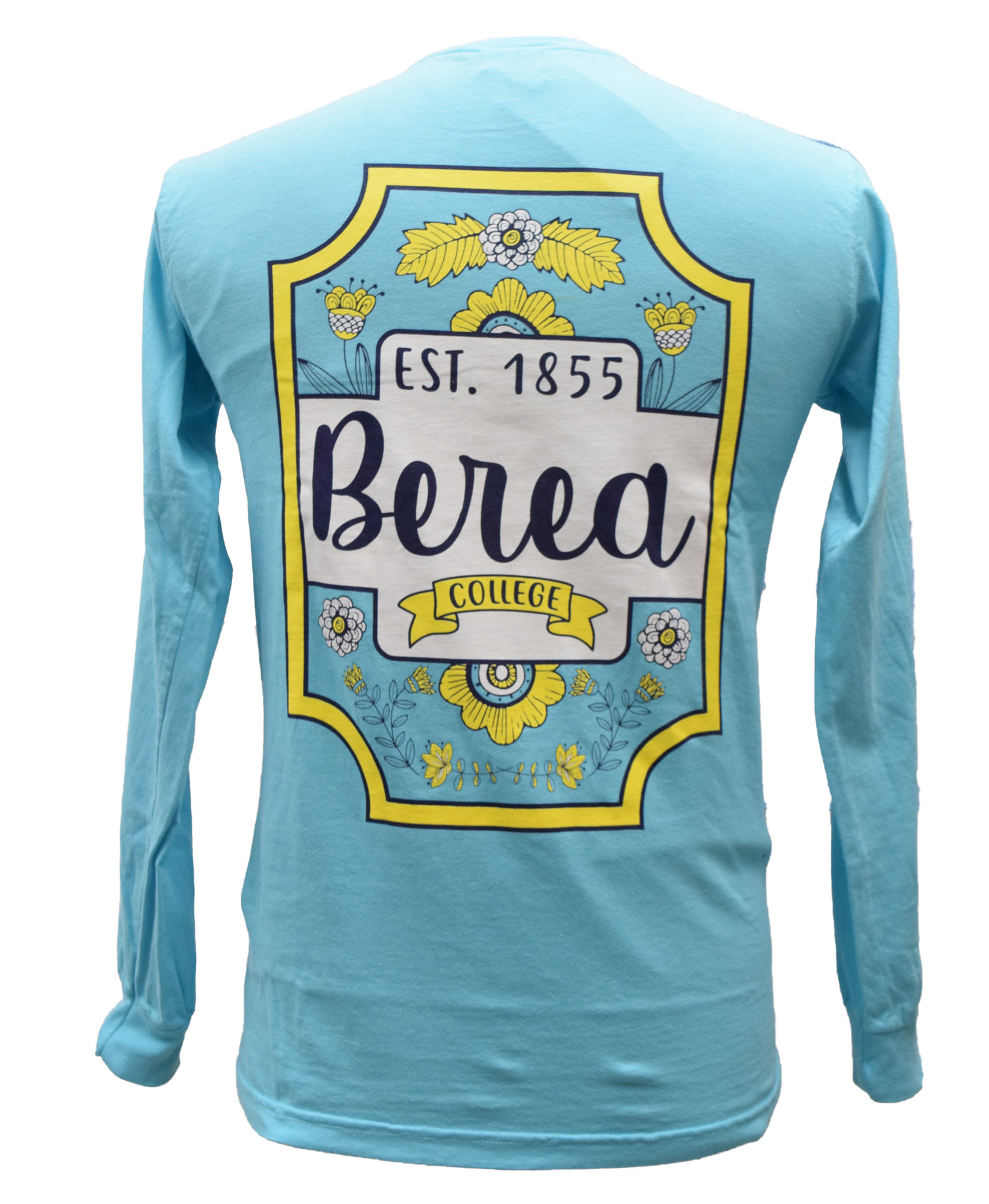 Berea College  Square and flowers T shirt-1
