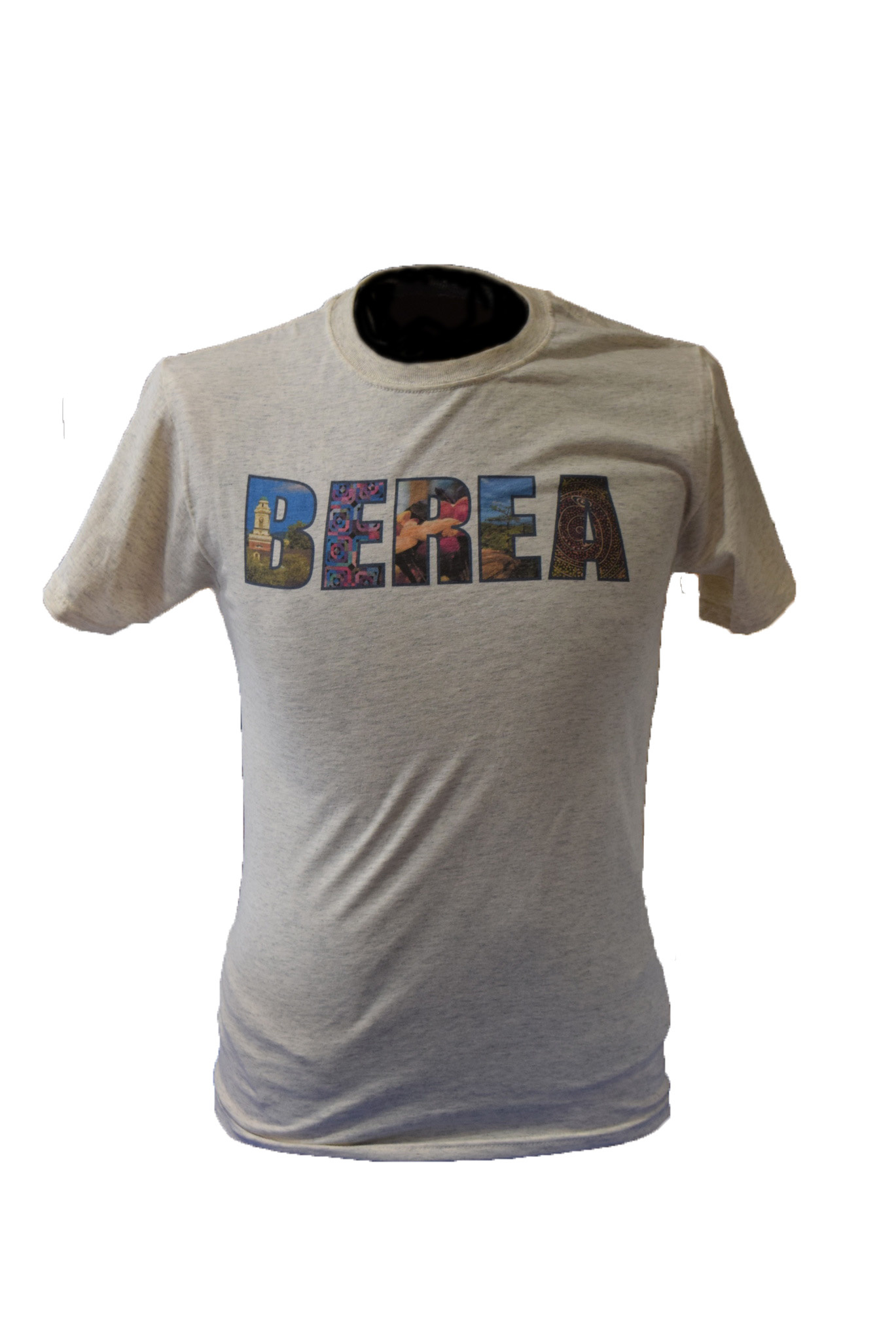 Heather White  Berea in Watercolor T-shirt-1