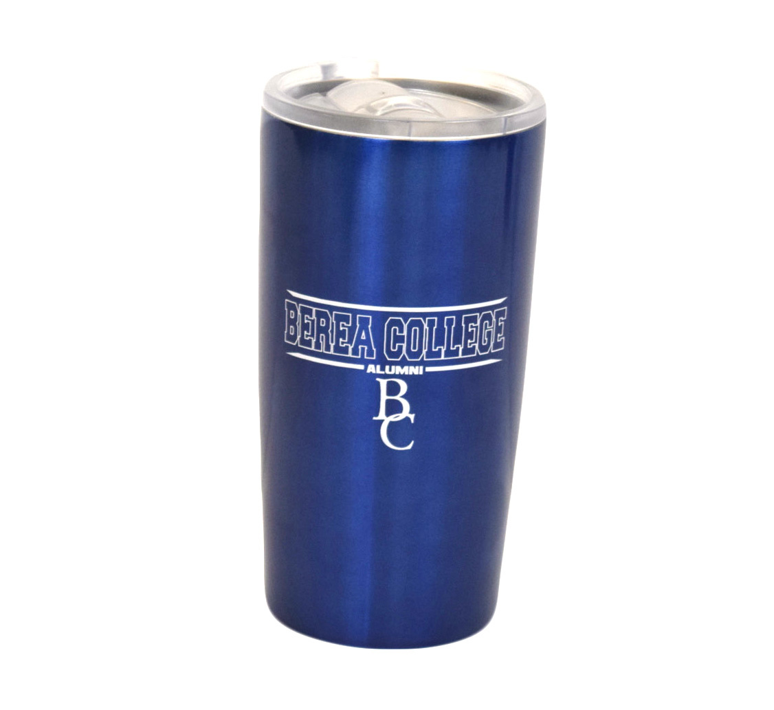 Blue BC Stainless Steel Tumbler-1