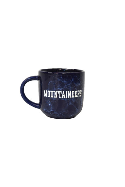 Mountaineers Cobalt Mug