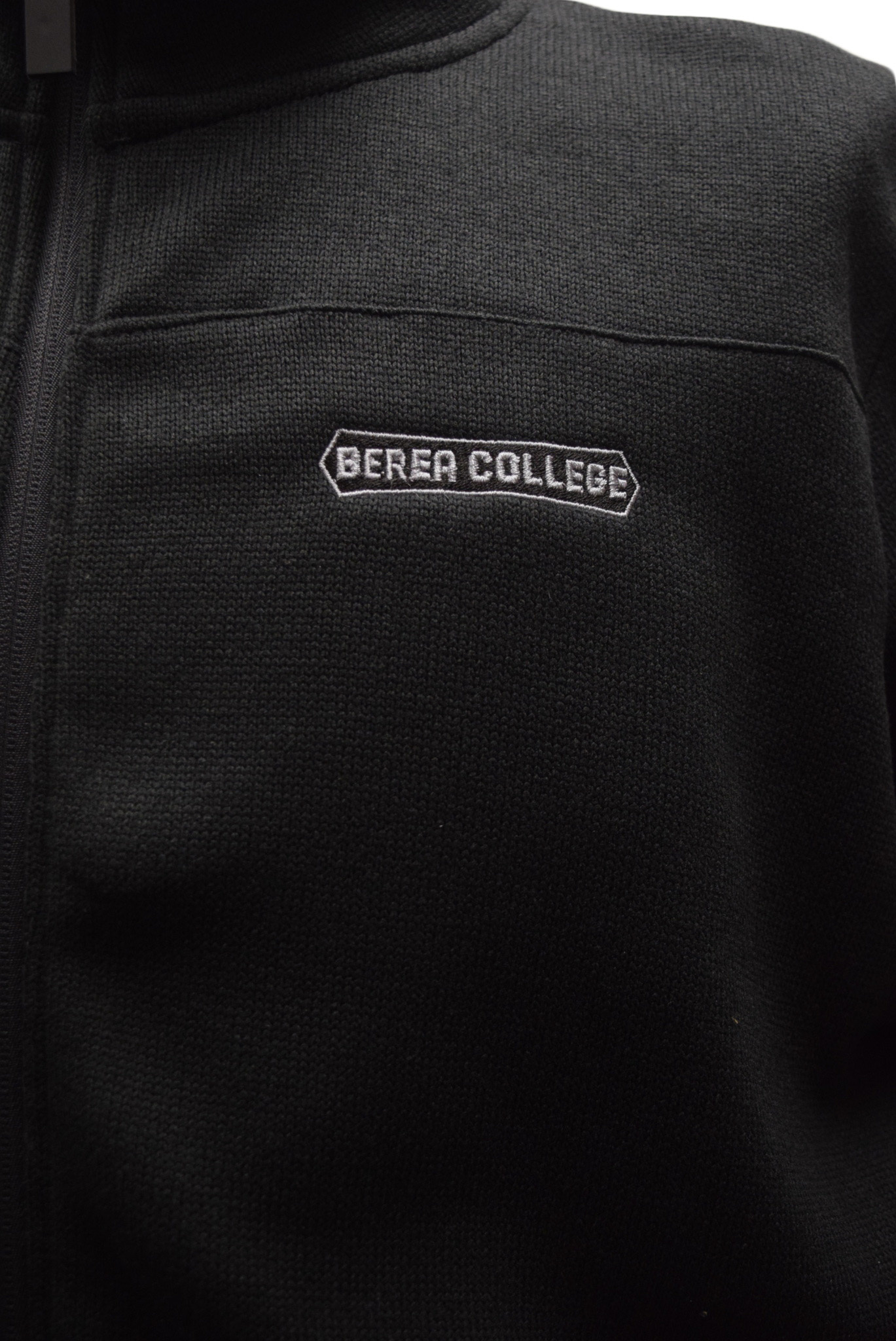 Black Berea College Jacket-2