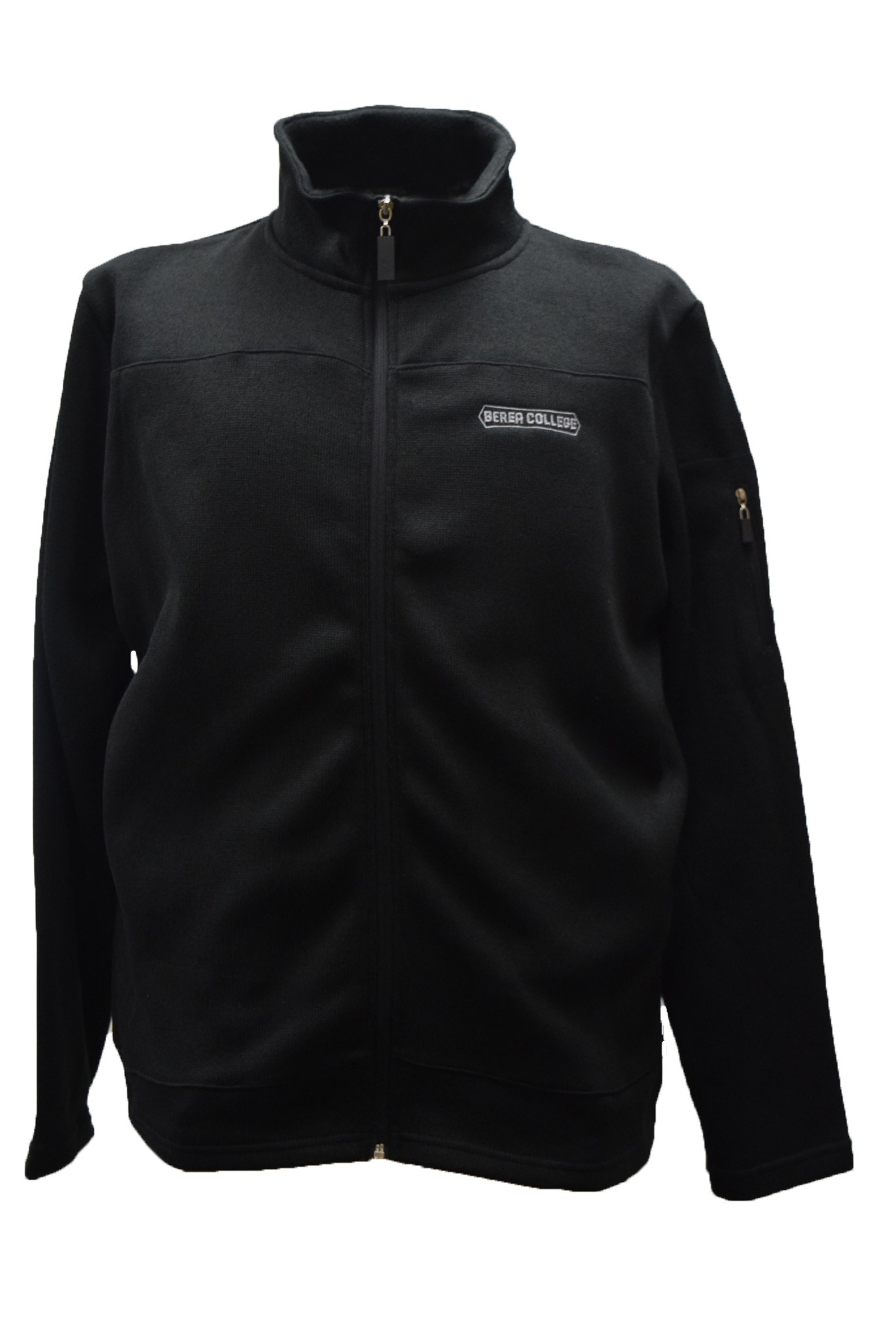 Black Berea College Jacket-1