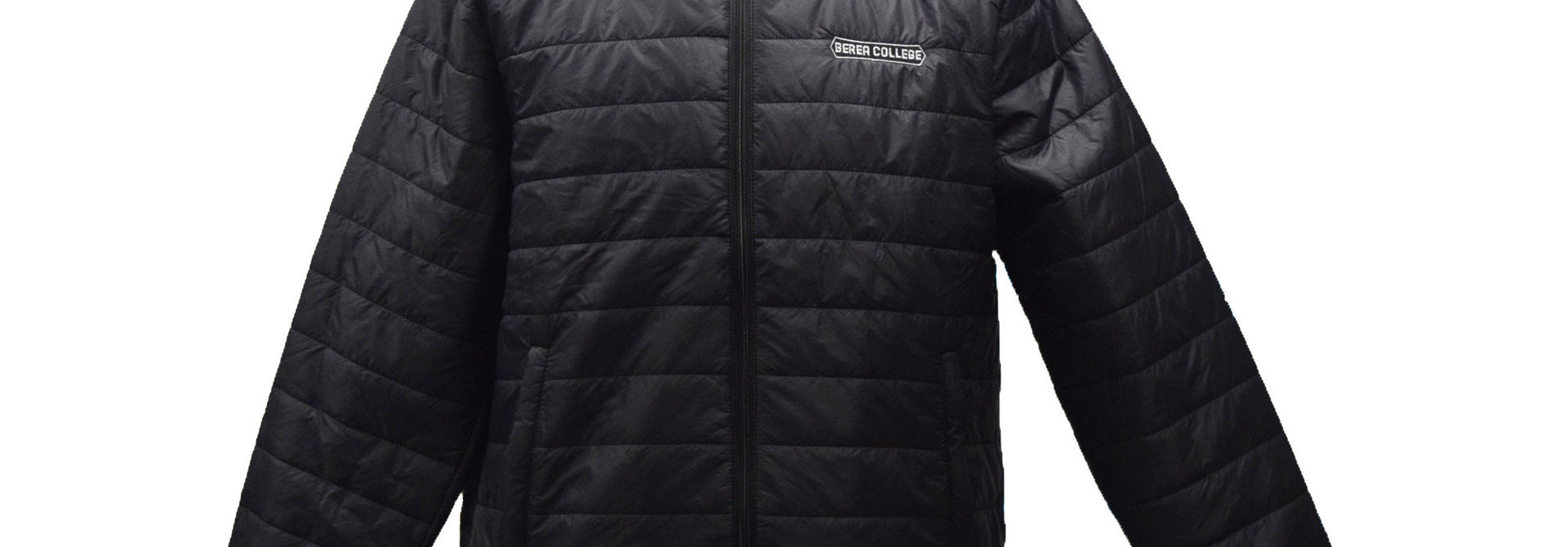 Black Quilted Berea Jacket
