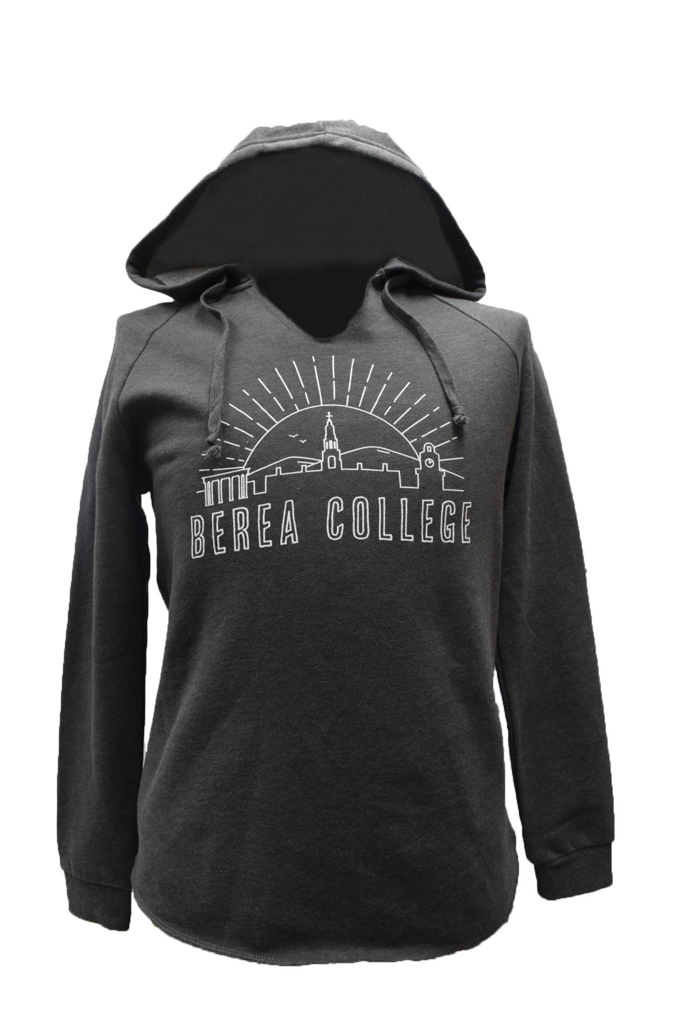 Berea College Adventurer logo Hoodie-3