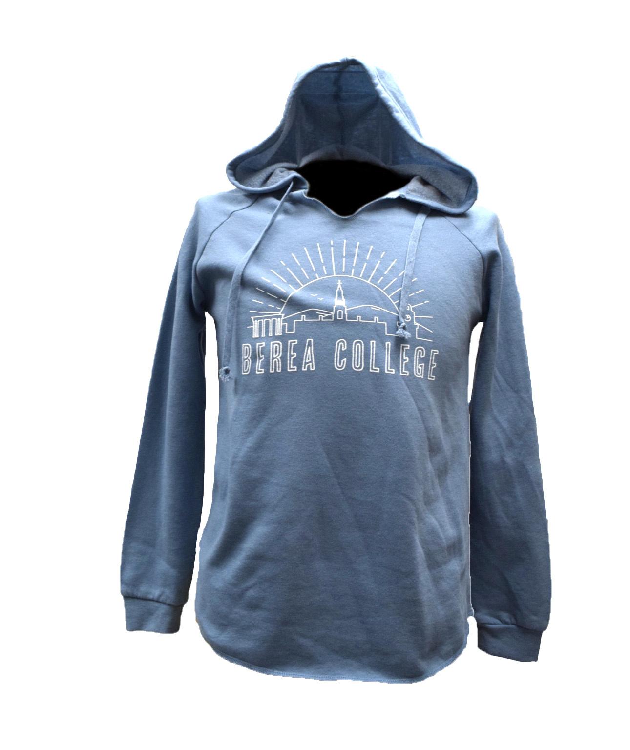 Berea College Adventurer logo Hoodie-4