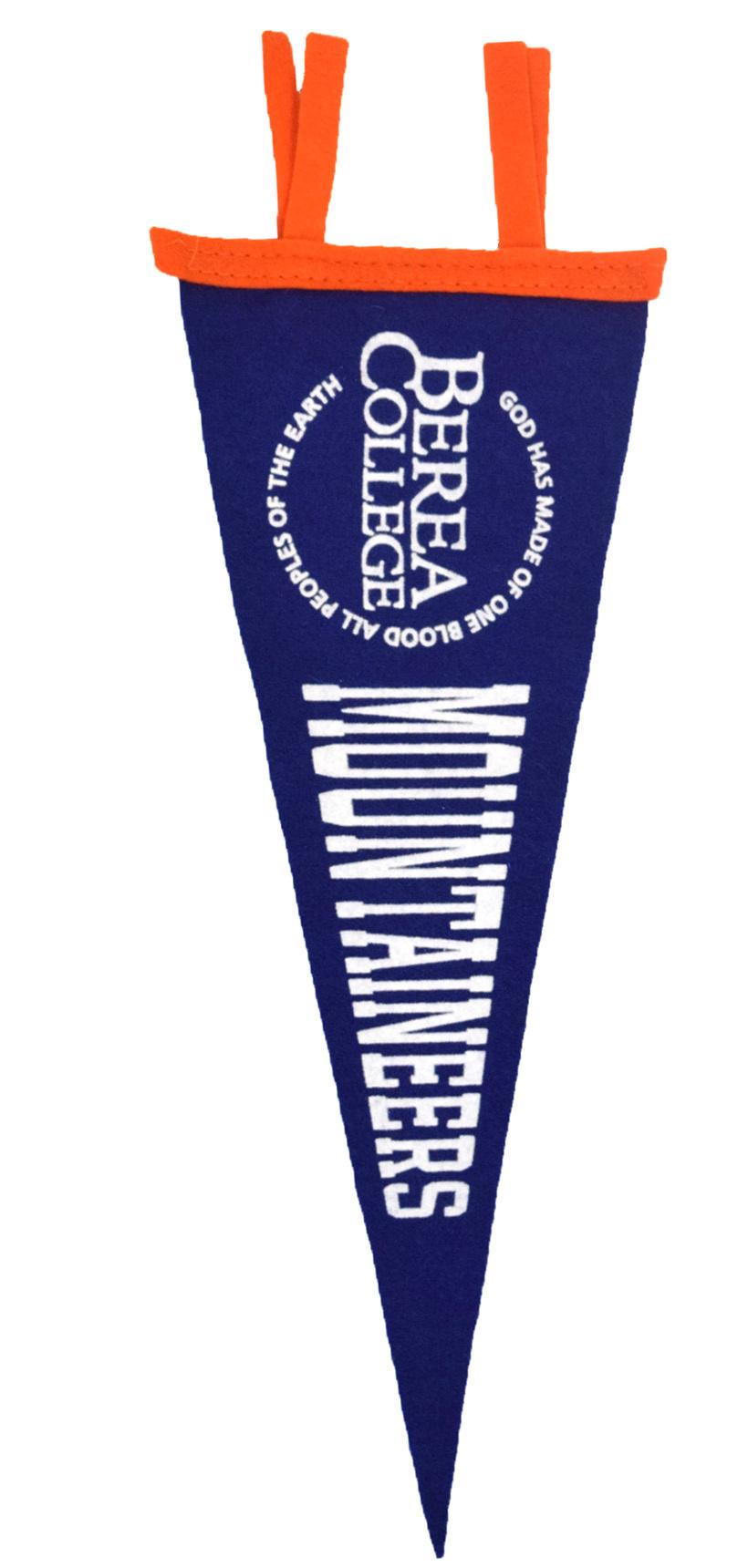 Circle Logo Mountaineers Pennant-1