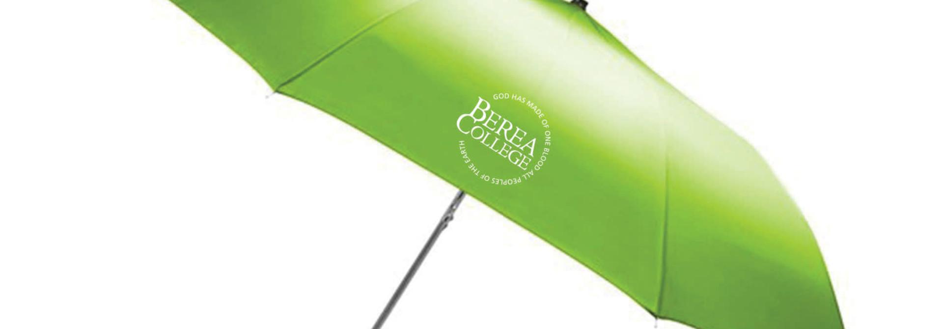Berea College Umbrella