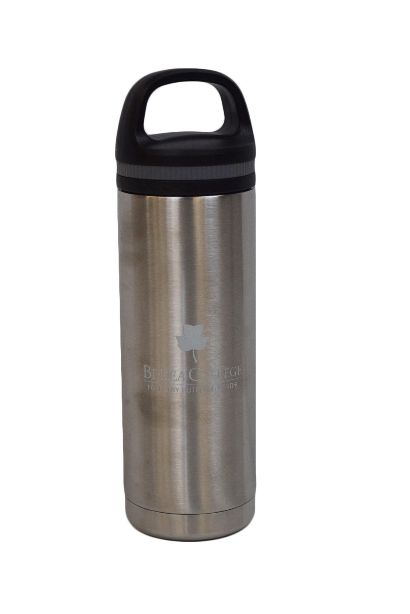 Stainless Steel Water Bottle FOC Logo-2