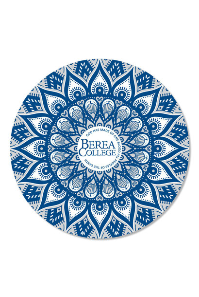 Berea Boho Circle Dizzler Sticker