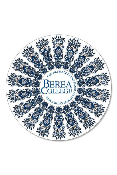 Berea Mandala Circle Logo Dizzler Sticker
