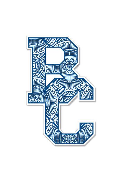 Boho BC Dizzler Sticker