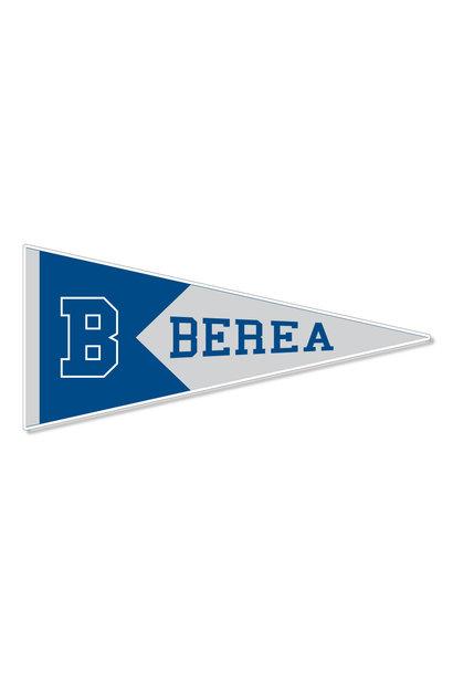 Berea Pennant Dizzler Sticker