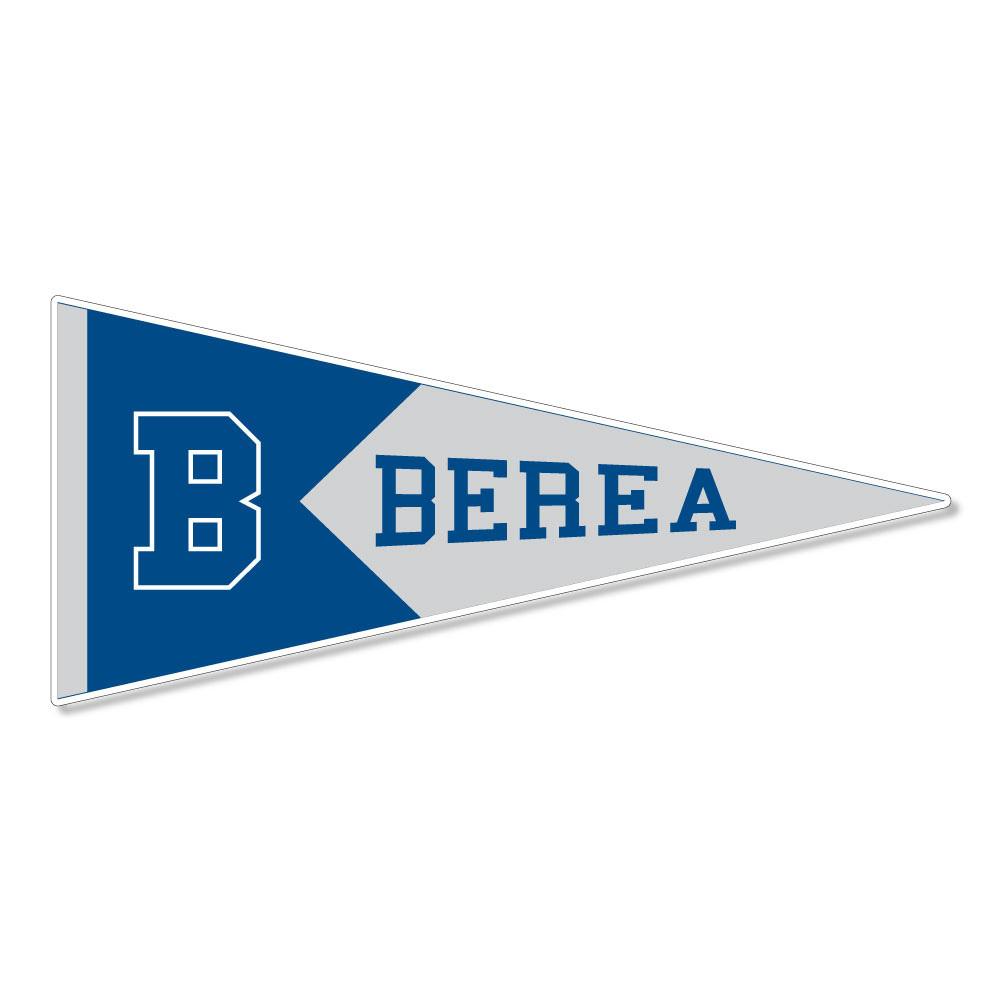 Berea Pennant Dizzler Sticker-1