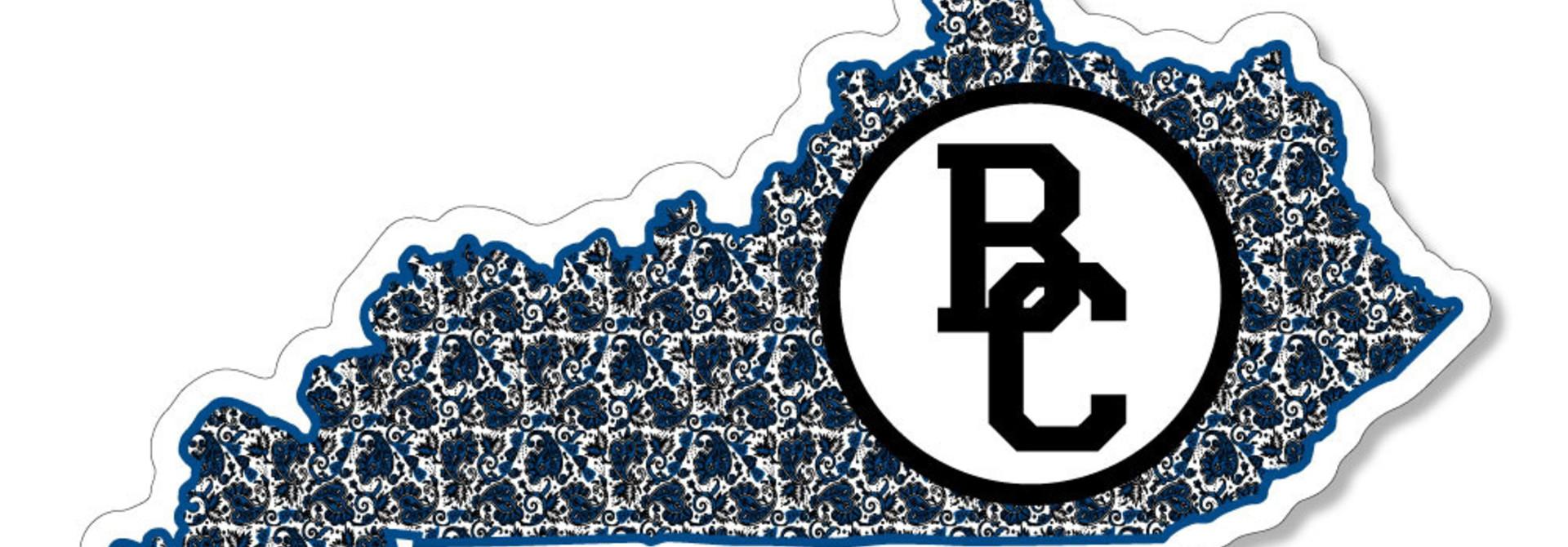 BC logo on KY Dizzler Sticker