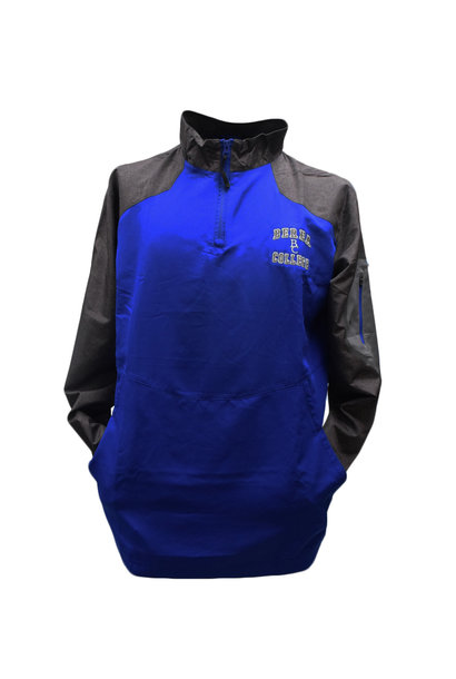 Blue 1/4 Zip Pullover