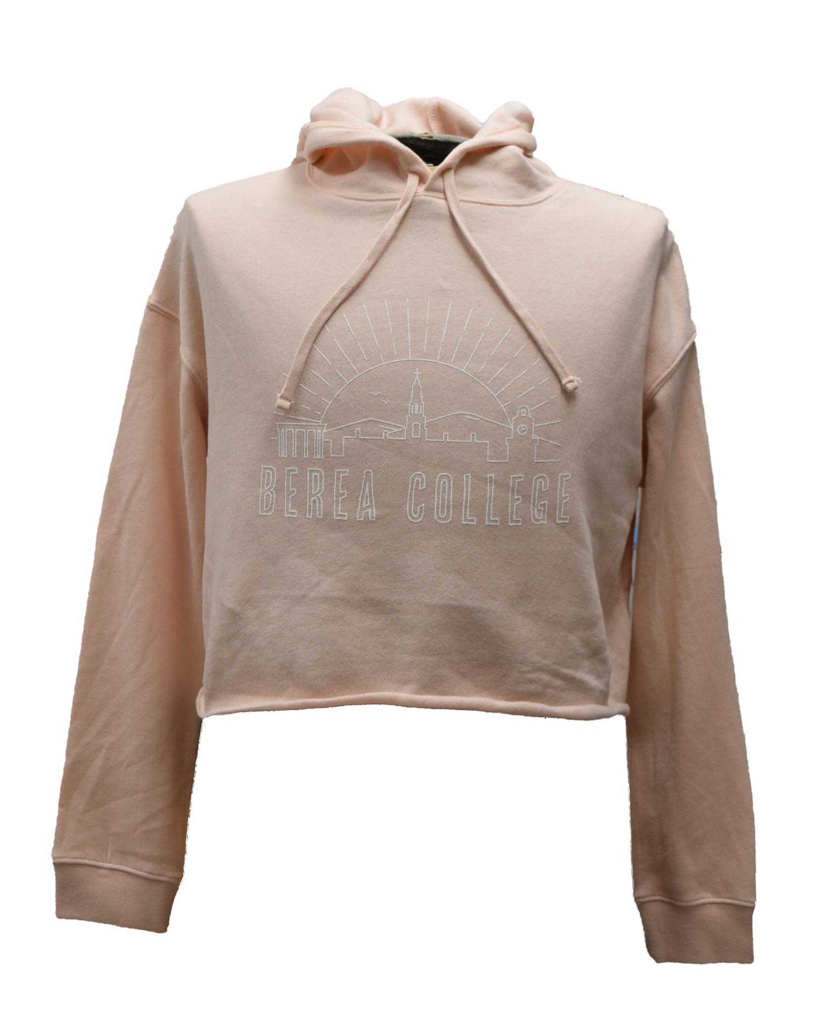 Berea Adventurer Logo Crop Sweatshirt-2