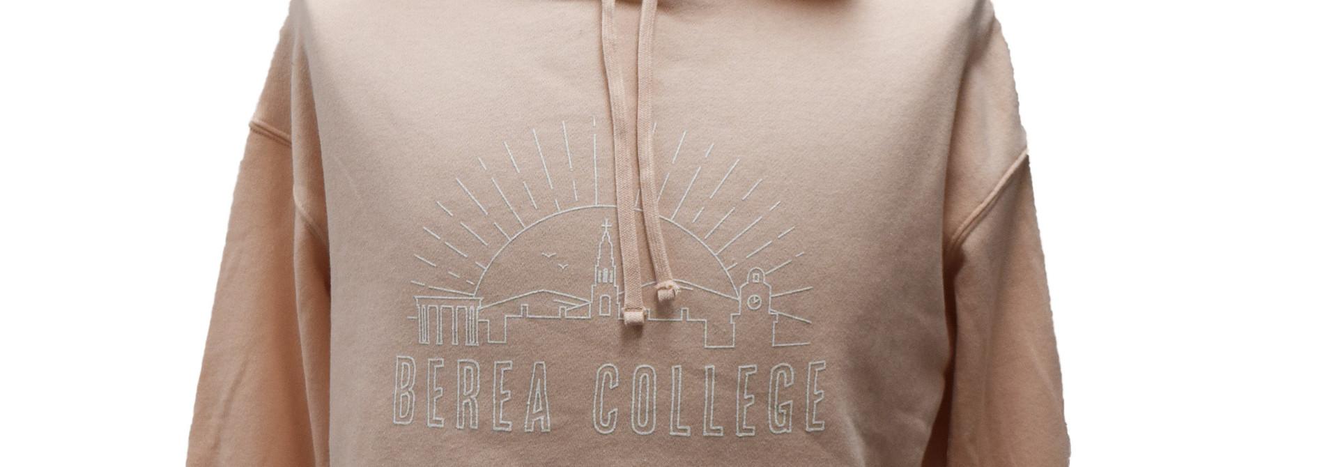 Berea Adventurer Logo Crop Sweatshirt