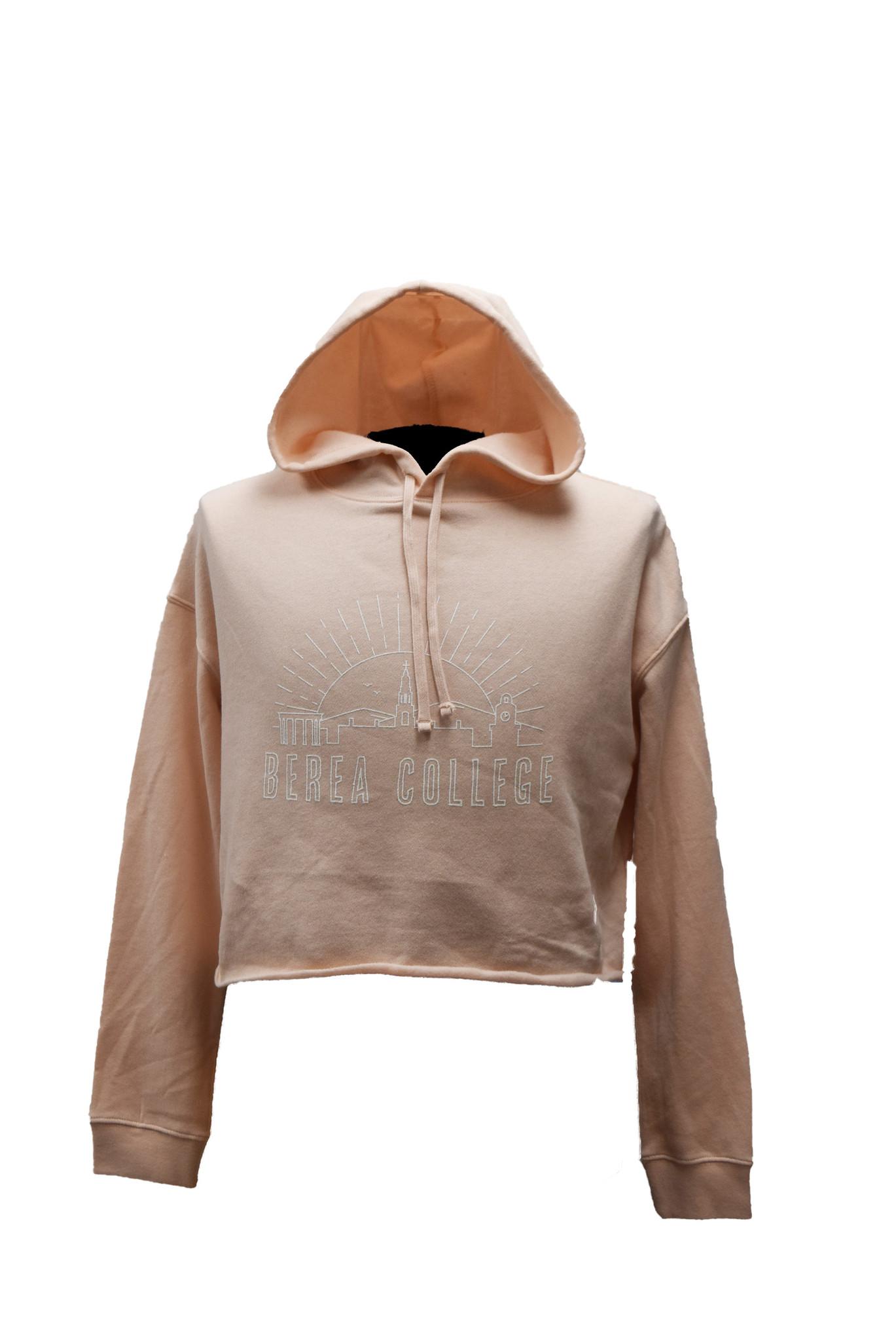 Berea Adventurer Logo Crop Sweatshirt-1